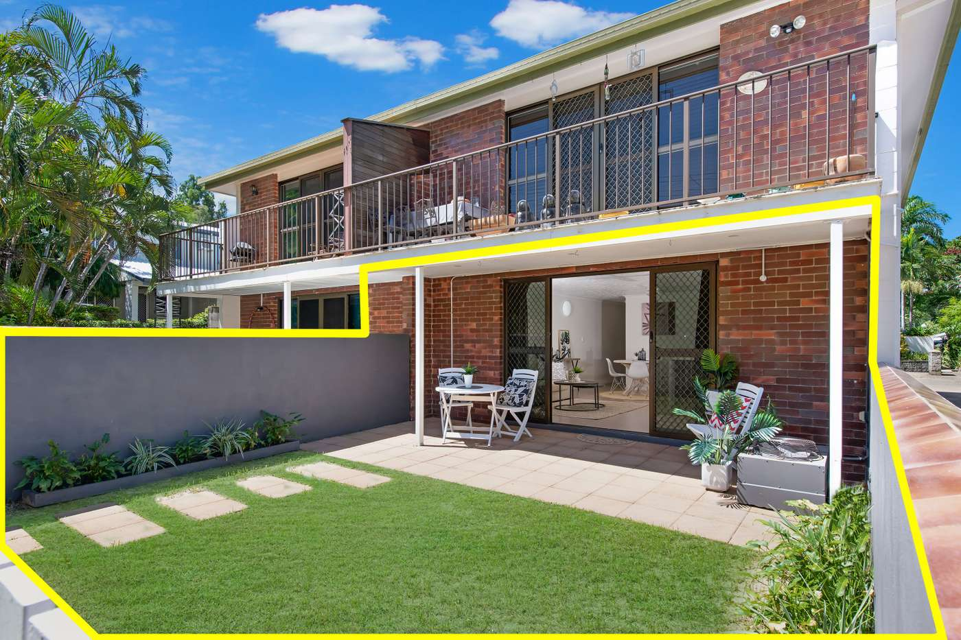 Main view of Homely apartment listing, 10/74 Paxton Street (access via Alexandra Street), North Ward, QLD 4810