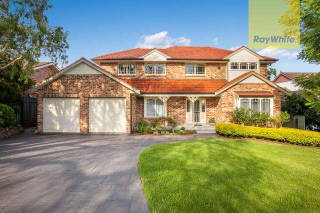 8 Ivanhoe Place, Oatlands NSW 2117
