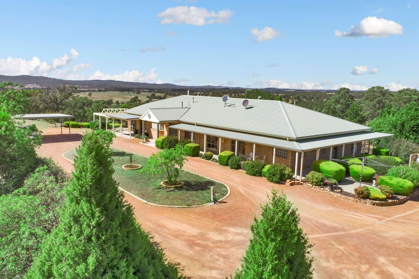 Main view of Homely house listing, 278 Shingle Hill Way, Gundaroo NSW 2620