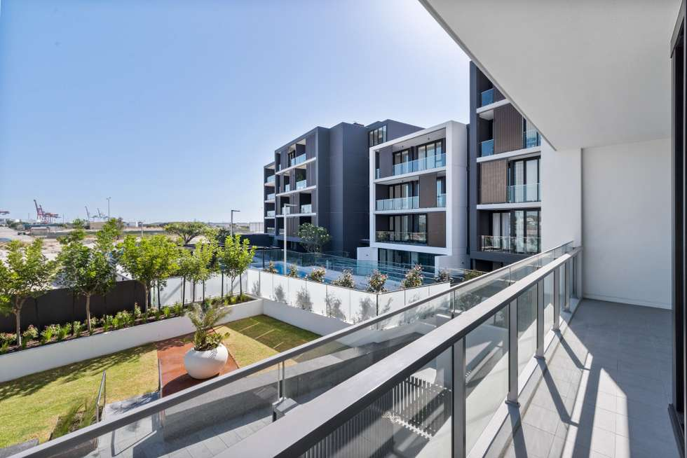Fifth view of Homely apartment listing, 214/17 Freeman Loop, North Fremantle WA 6159