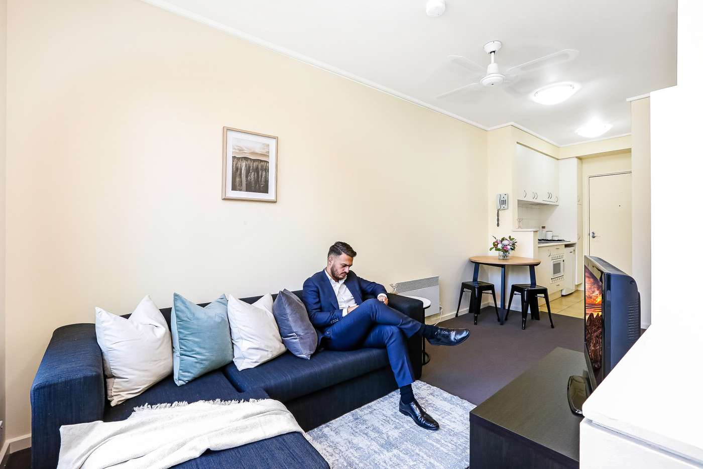 Main view of Homely apartment listing, 5119/570 Lygon Street, Carlton VIC 3053