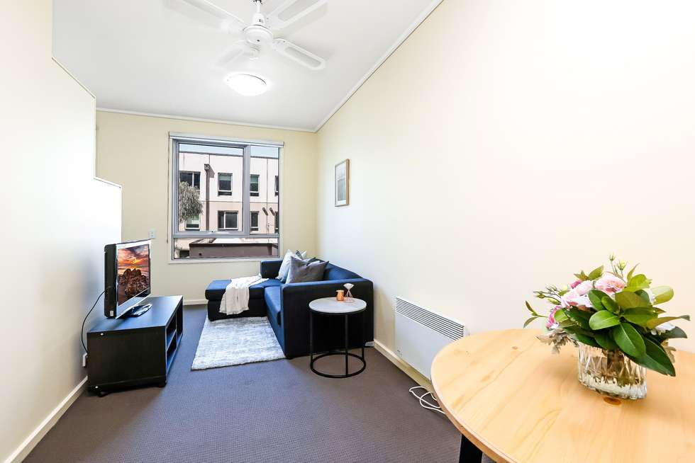 Second view of Homely apartment listing, 5119/570 Lygon Street, Carlton VIC 3053