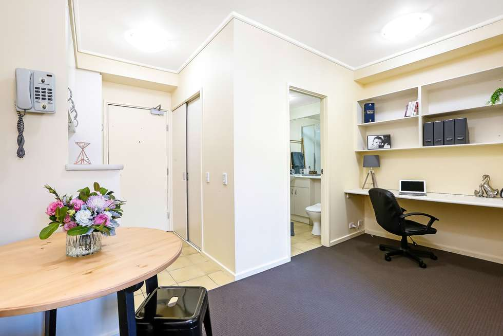 Third view of Homely apartment listing, 5119/570 Lygon Street, Carlton VIC 3053