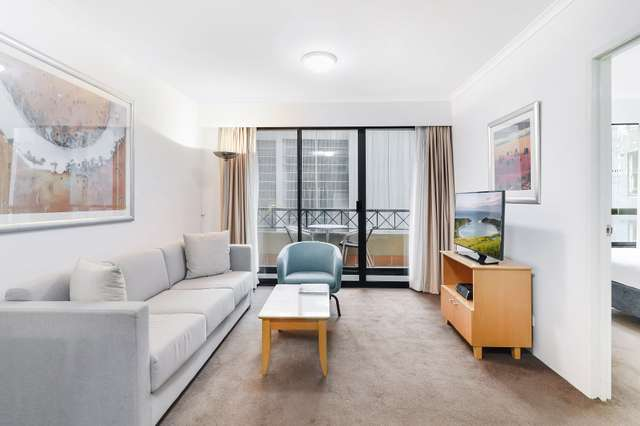 606/1 - 3 Hosking Place, Sydney NSW 2000