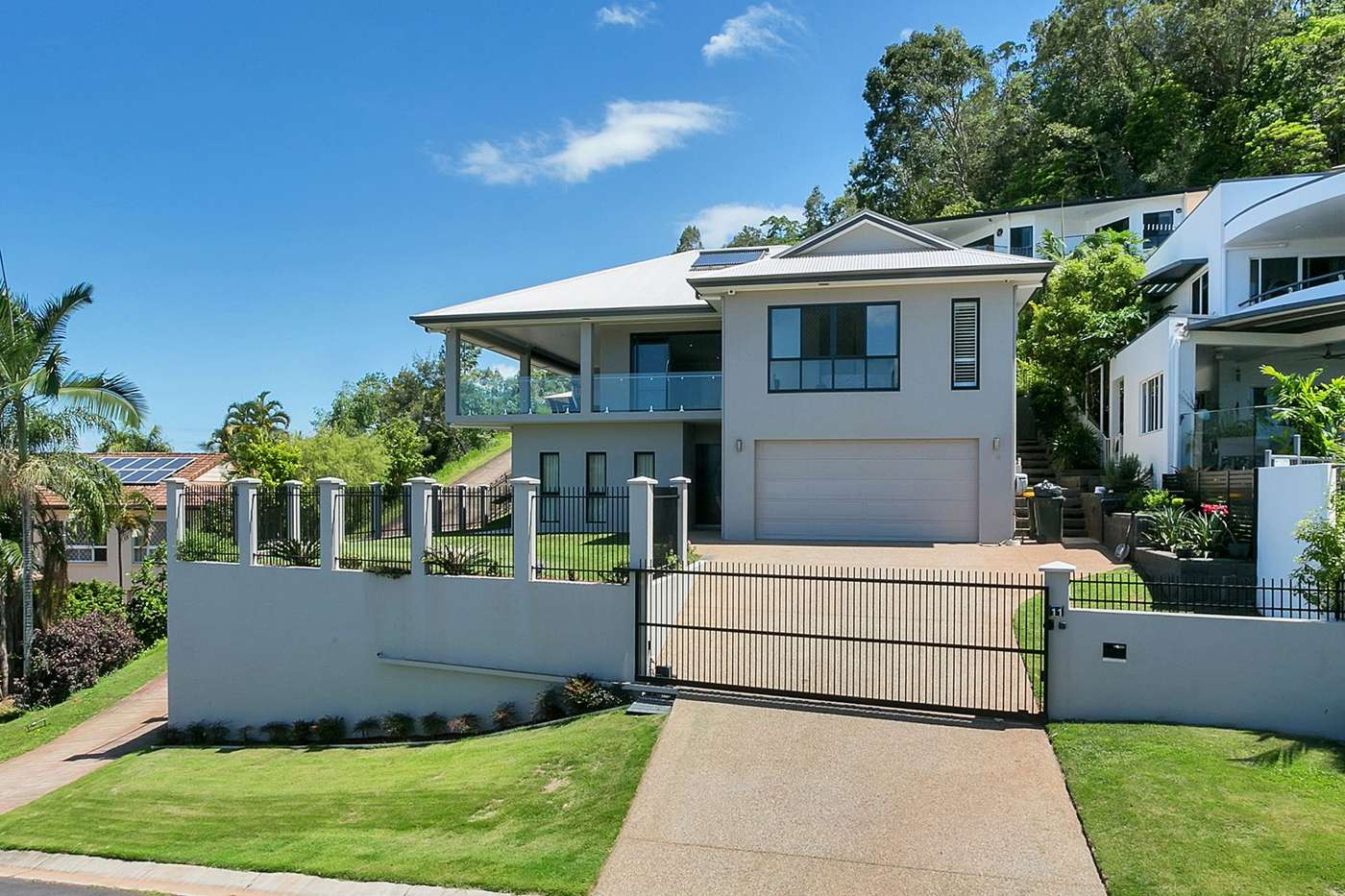 Main view of Homely house listing, 11 Rosemont Court, Mooroobool, QLD 4870