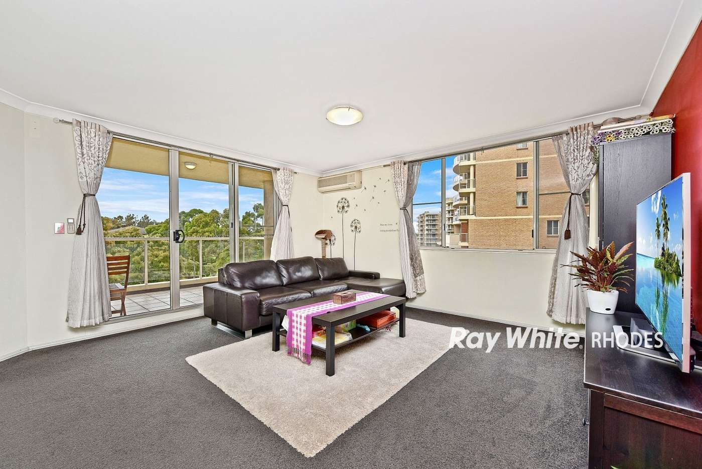 Main view of Homely apartment listing, 303/10 Wentworth Drive, Liberty Grove, NSW 2138