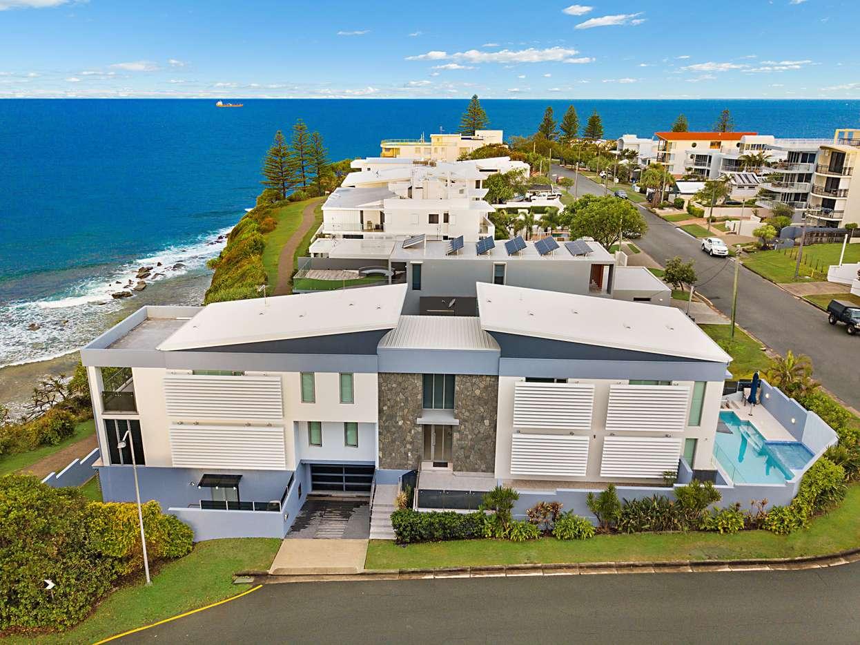 Main view of Homely house listing, 1 Bennett Street, Moffat Beach, QLD 4551