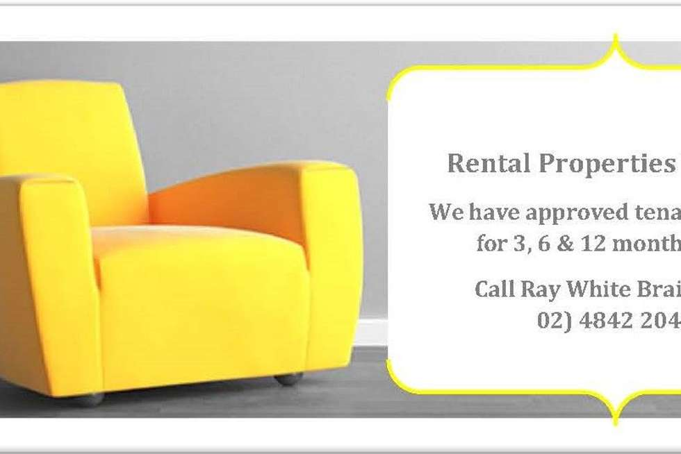 RENTAL PROPERTIES WANTED