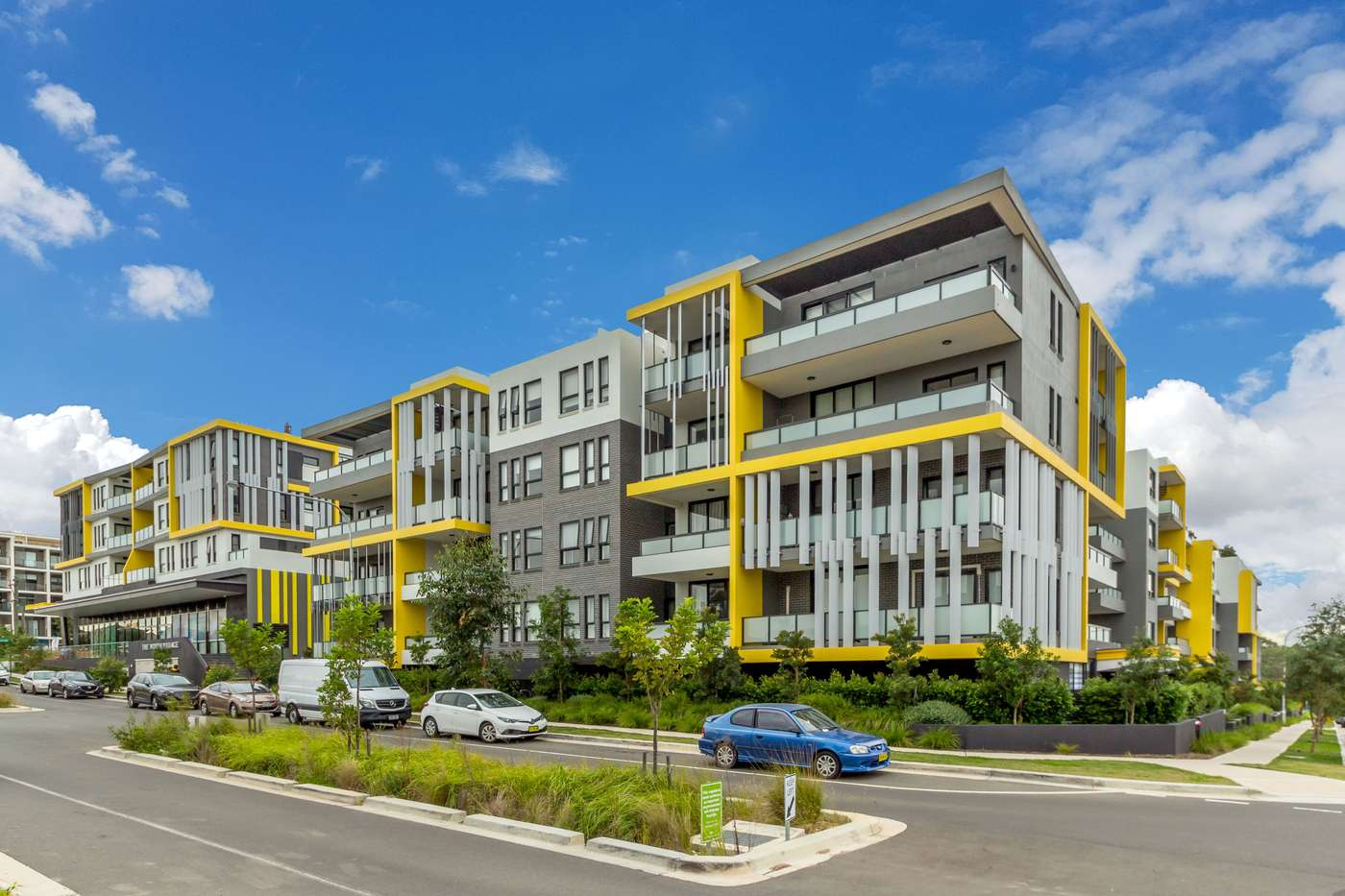 Main view of Homely unit listing, 431/9 Winning Street, Kellyville, NSW 2155