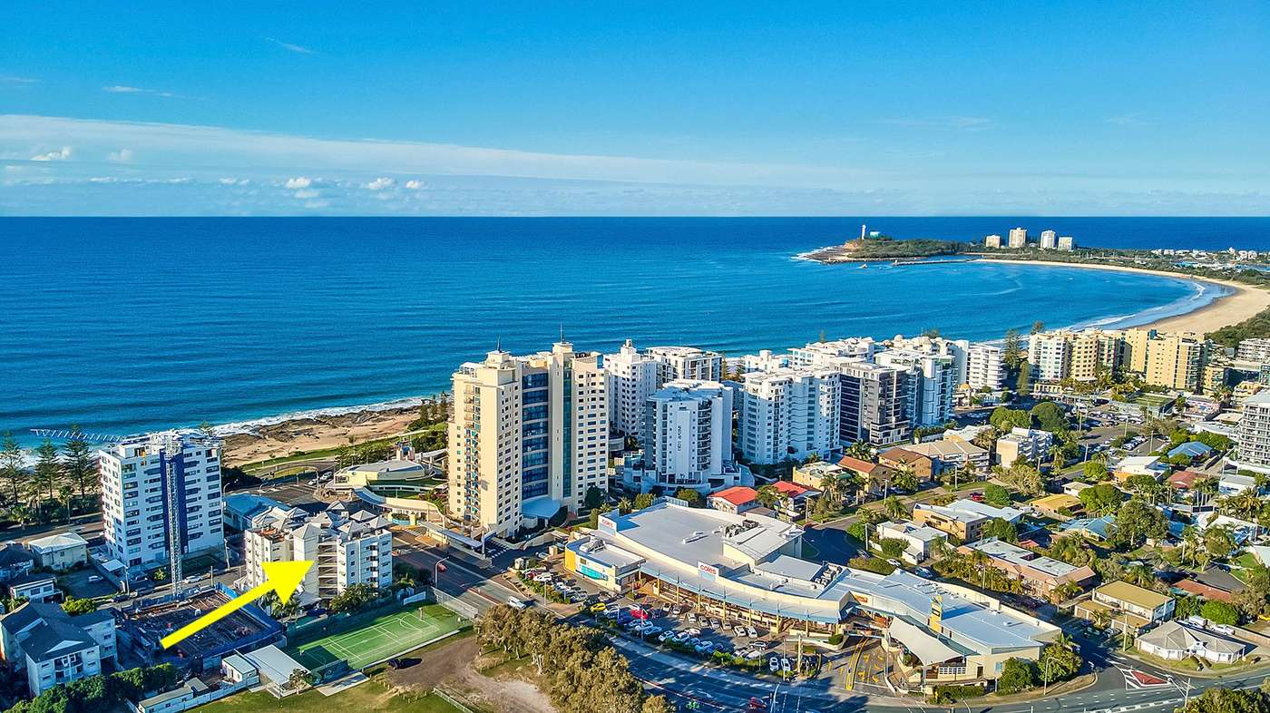 Main view of Homely unit listing, 301/65-69 First Avenue, Mooloolaba, QLD 4557