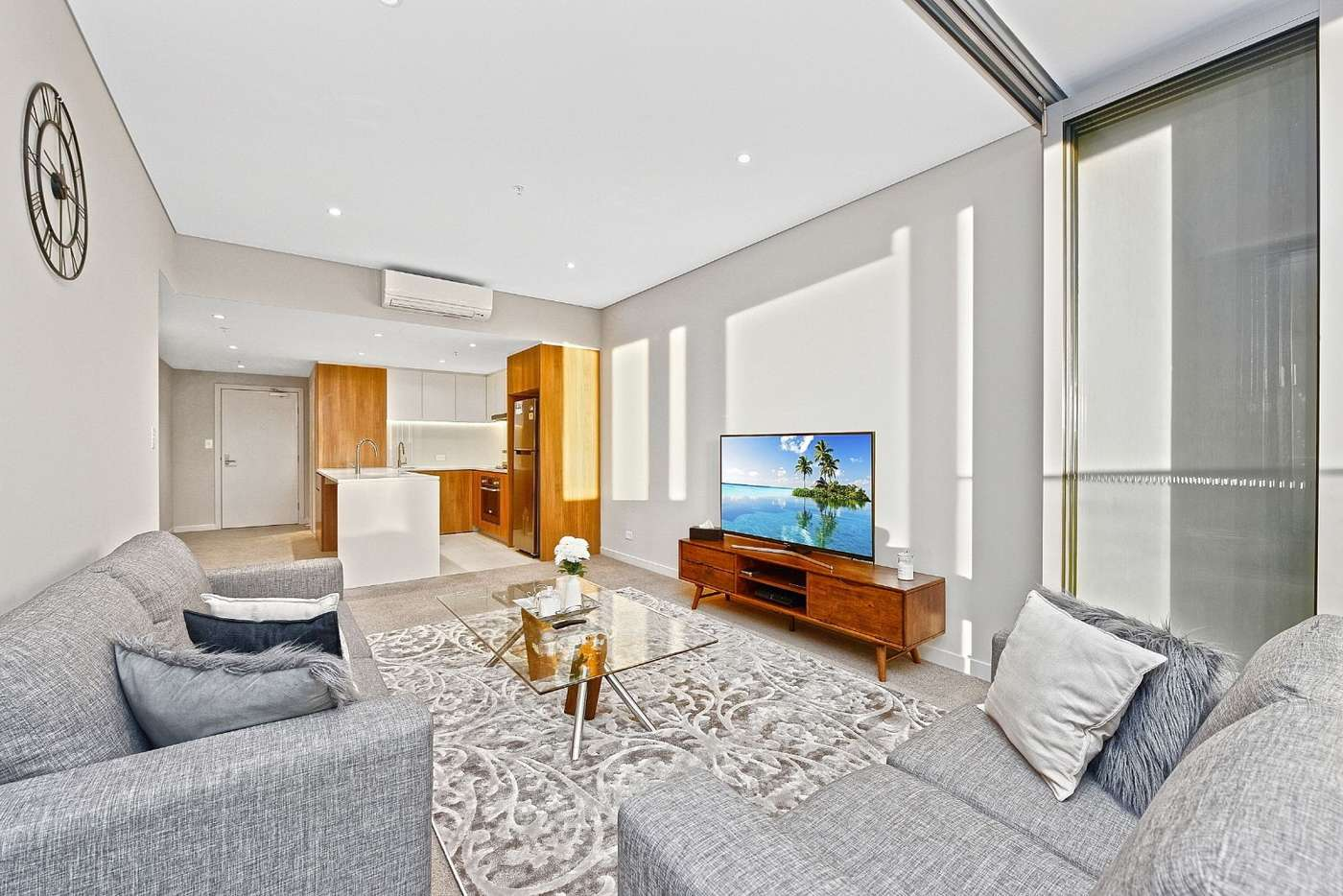 Main view of Homely apartment listing, 2314/18 footbridge Boulevard, Wentworth Point NSW 2127
