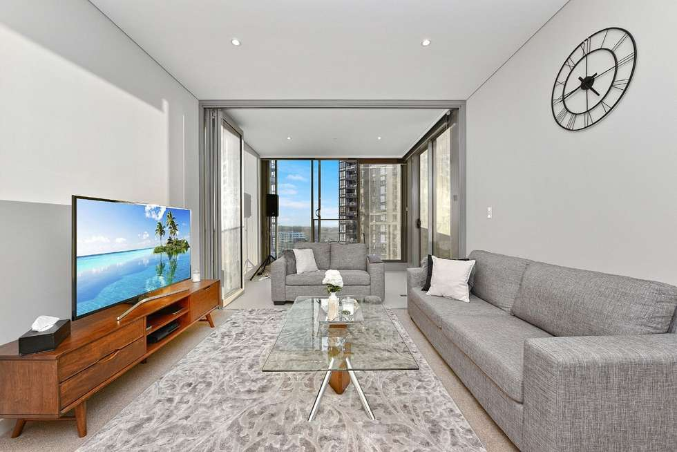 Second view of Homely apartment listing, 2314/18 footbridge Boulevard, Wentworth Point NSW 2127