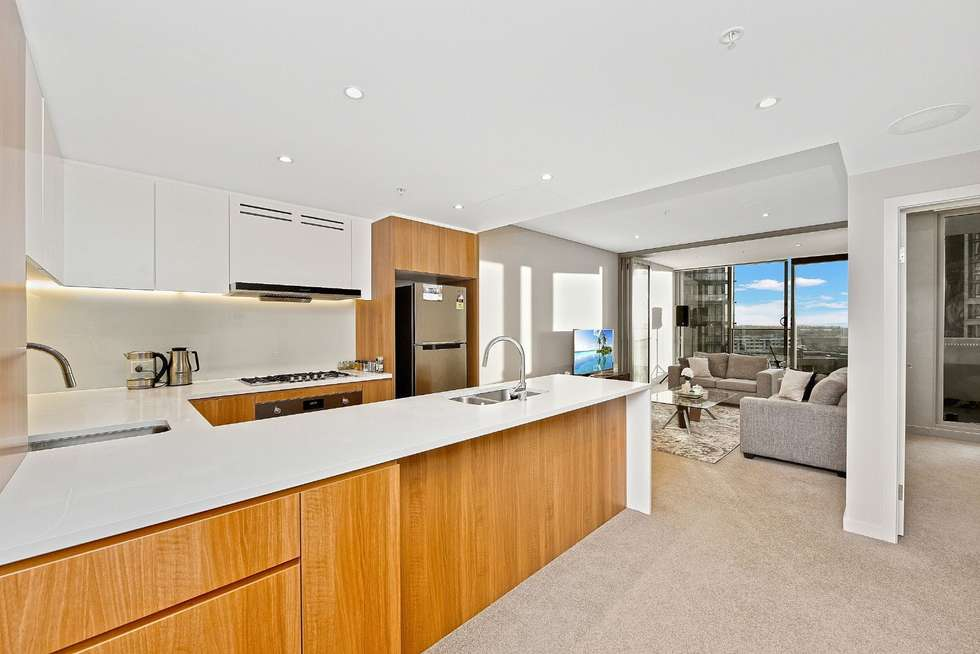 Third view of Homely apartment listing, 2314/18 footbridge Boulevard, Wentworth Point NSW 2127