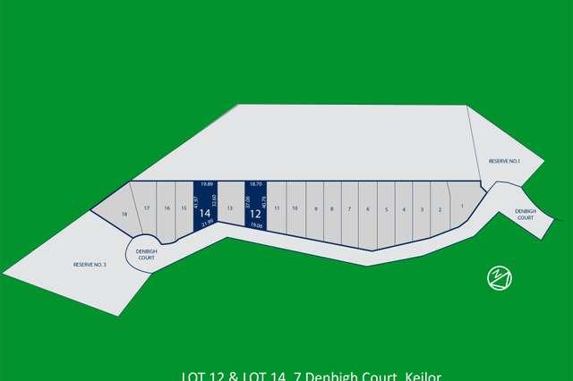 Lot 14, 7 Denbigh Court, Keilor VIC 3036