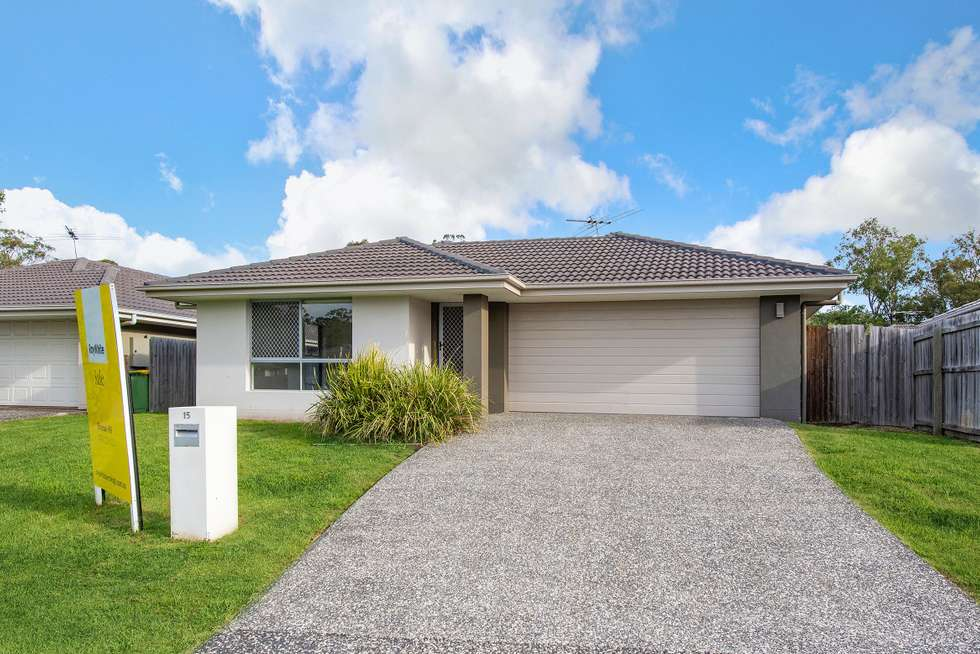 Second view of Homely house listing, 15 Maud Street, Bannockburn QLD 4207