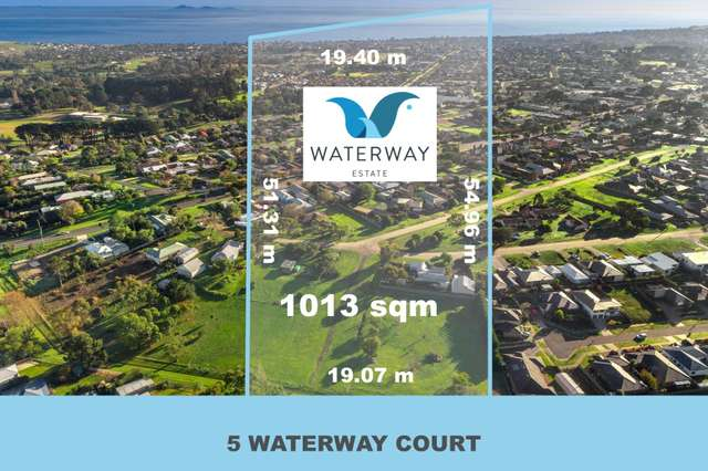 5 Waterway Court, Drysdale VIC 3222