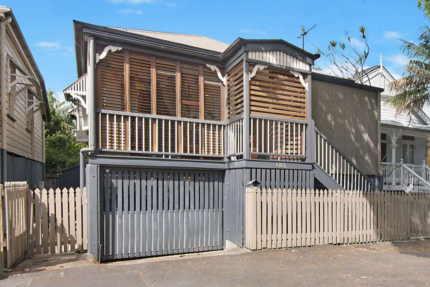 Main view of Homely house listing, 183 Hale Street, Petrie Terrace QLD 4000