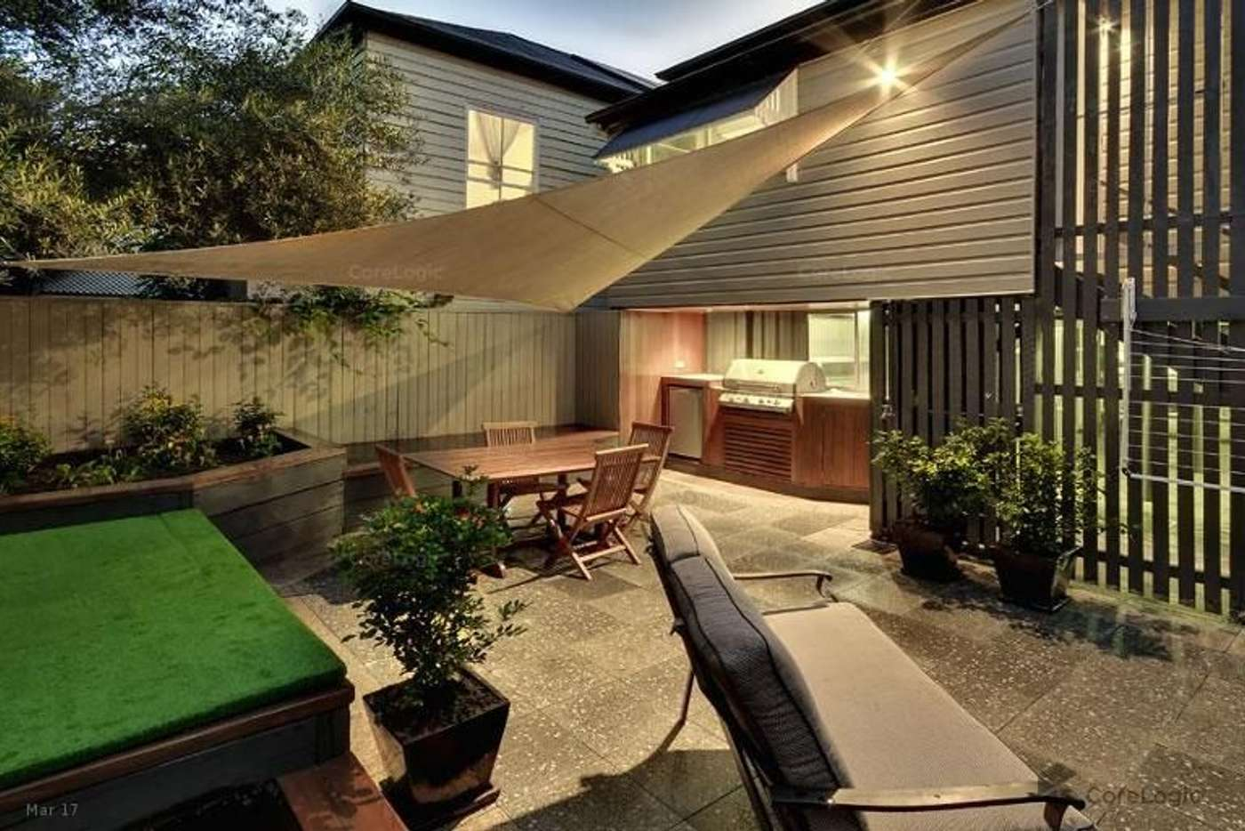 Fifth view of Homely house listing, 183 Hale Street, Petrie Terrace QLD 4000