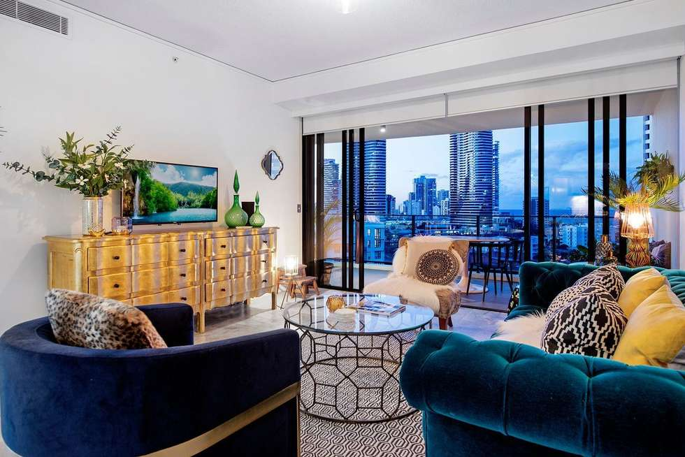Second view of Homely unit listing, 1303/22 Surf Parade, Broadbeach QLD 4218