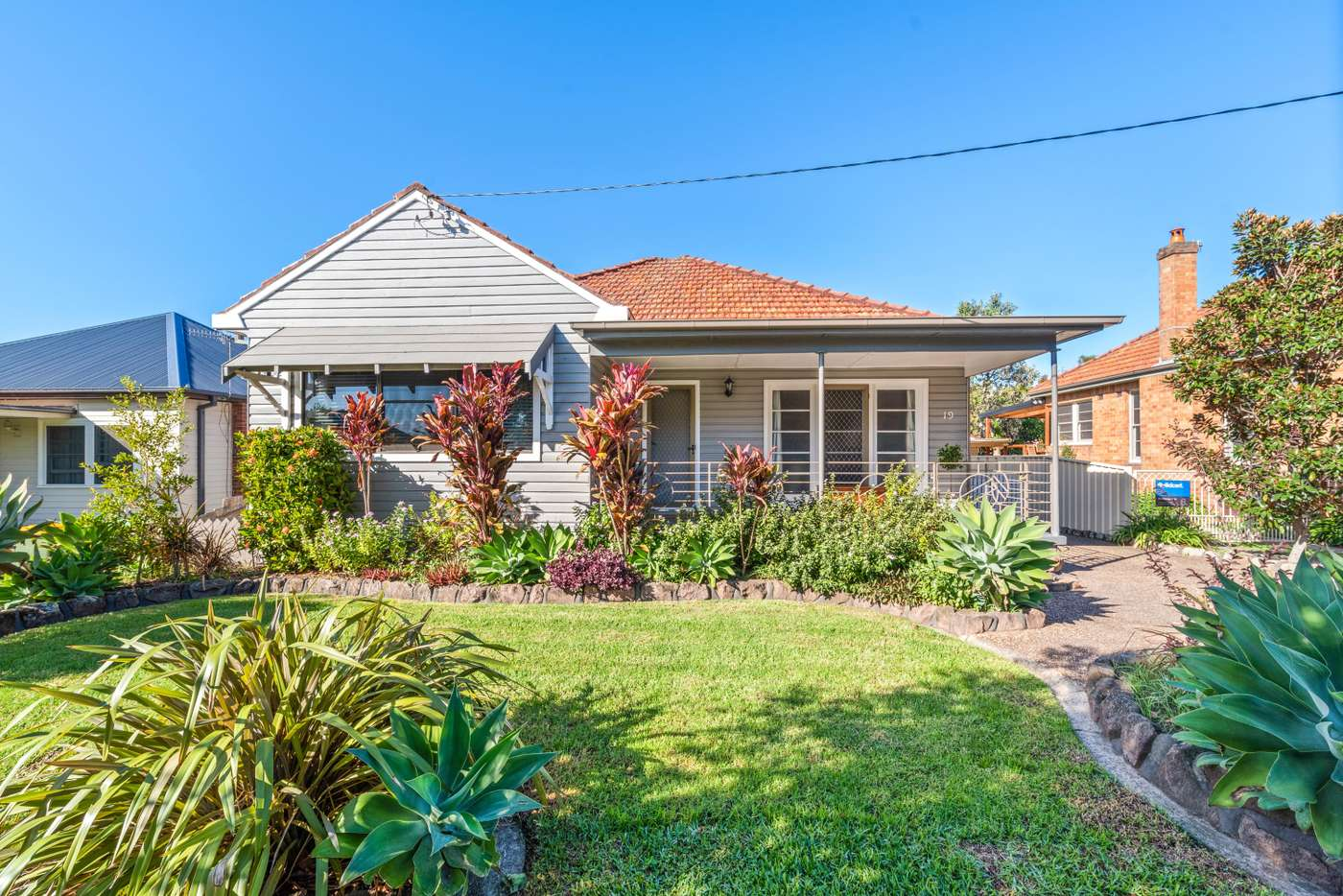 Main view of Homely house listing, 19 Carnley Avenue, New Lambton NSW 2305