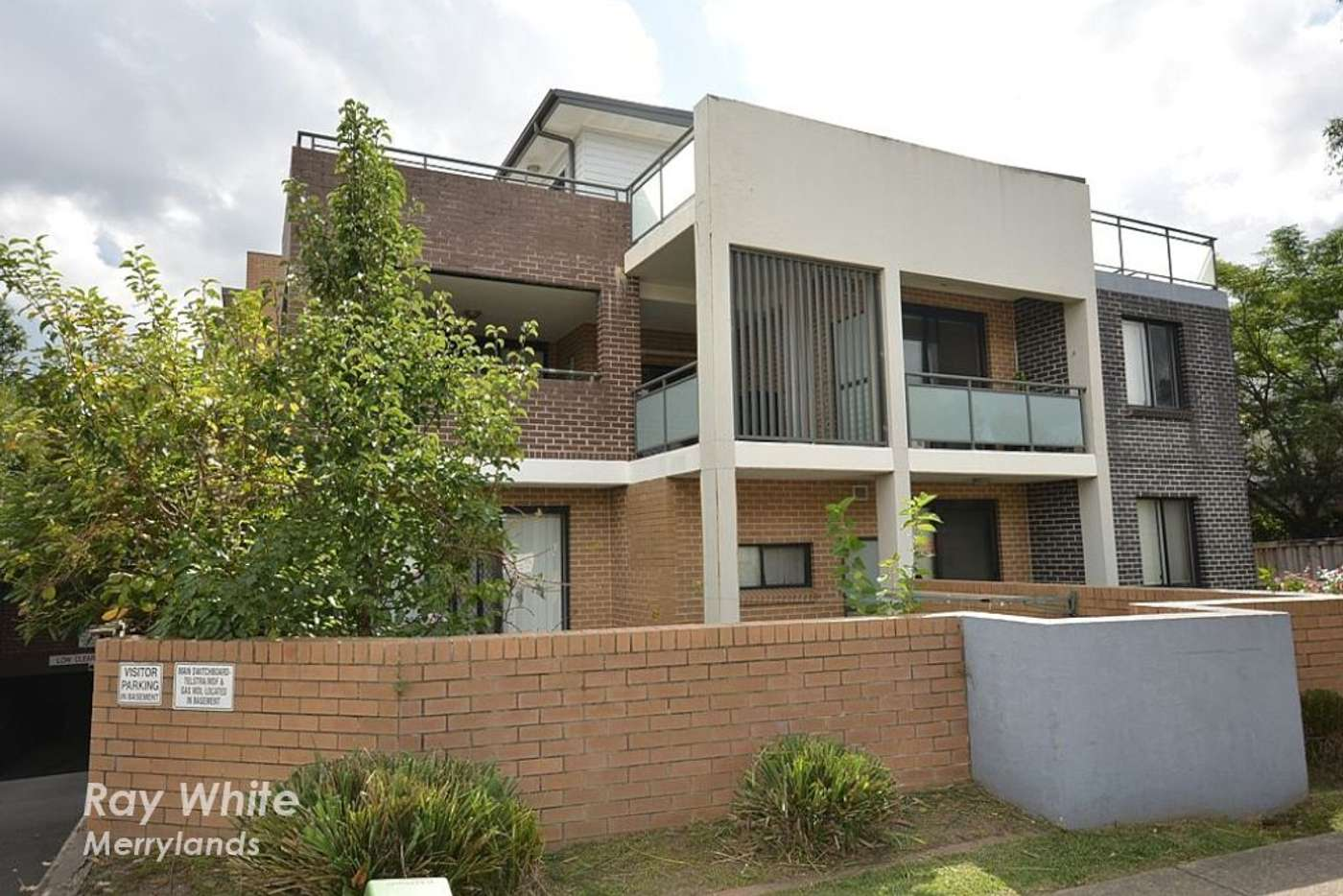 Main view of Homely unit listing, 4/213-215 William Street, Granville NSW 2142