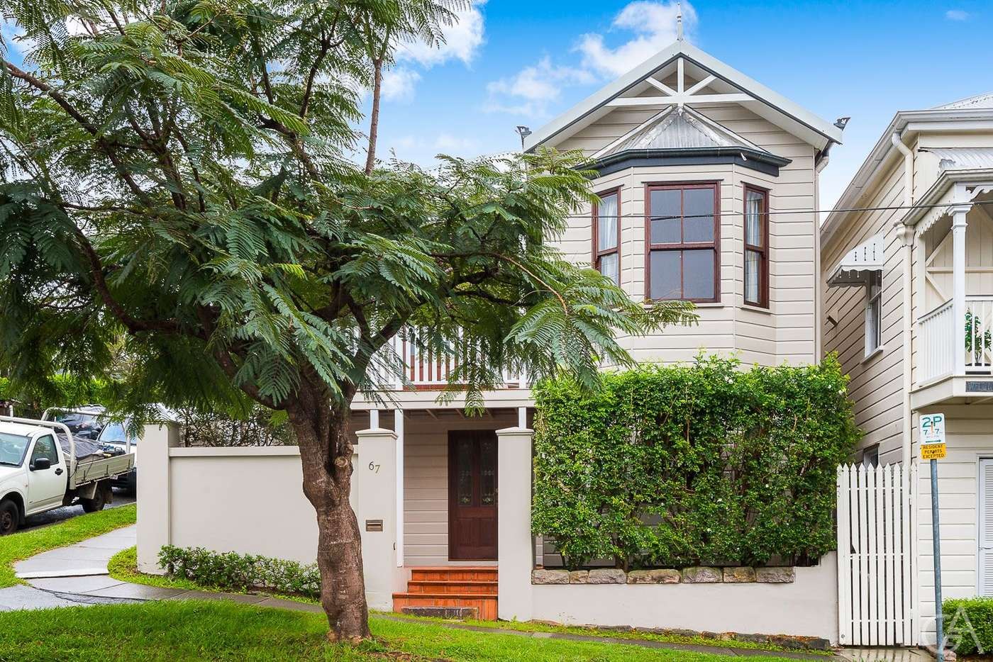 Main view of Homely house listing, 67 Wellington Street, Petrie Terrace QLD 4000