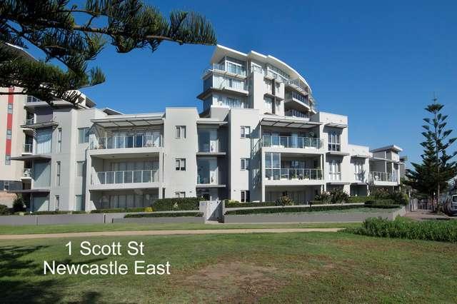 202/1 Scott Street, Newcastle East NSW 2300
