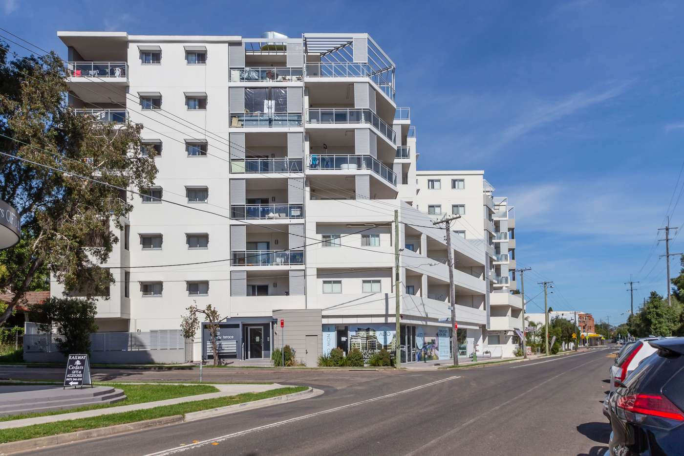Main view of Homely unit listing, 202/100 Railway Terrace, Merrylands, NSW 2160