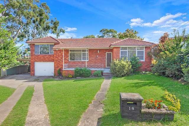 18 Edwin Street, Oatlands NSW 2117