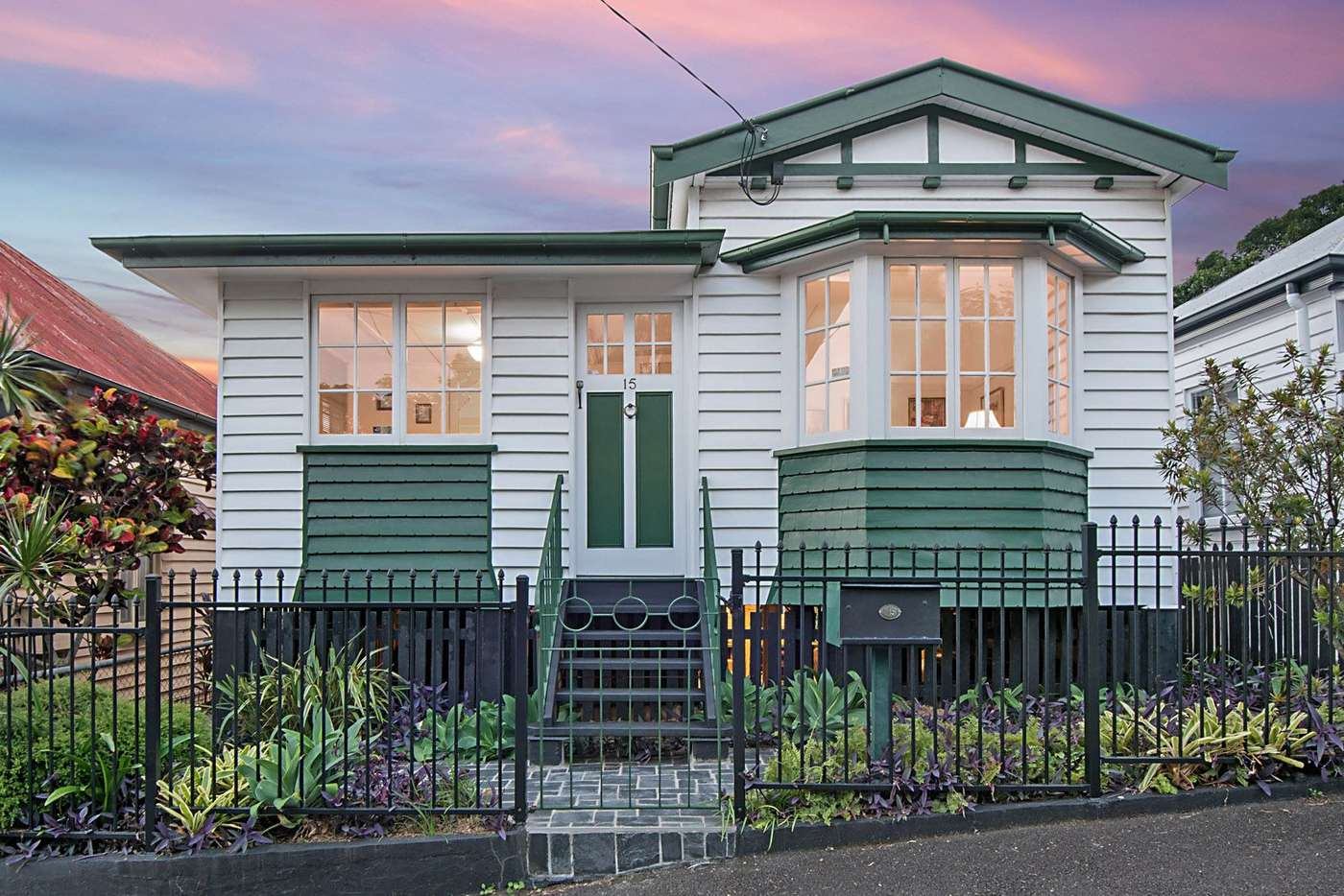 Main view of Homely house listing, 15 Belgrave Street, Petrie Terrace QLD 4000