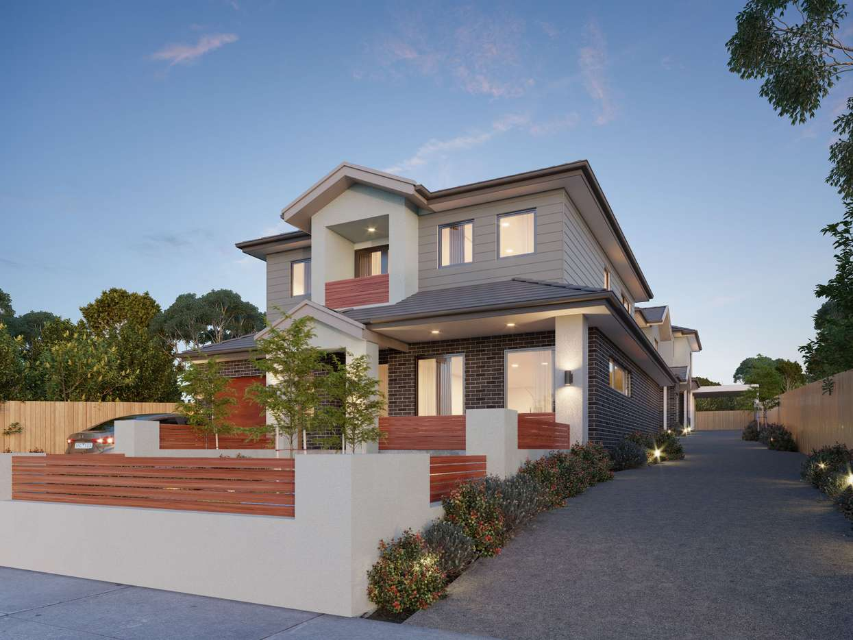 Main view of Homely townhouse listing, 3/56 James Street, Preston, VIC 3072