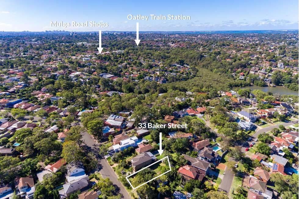 Third view of Homely house listing, 33 Baker Street, Oatley NSW 2223