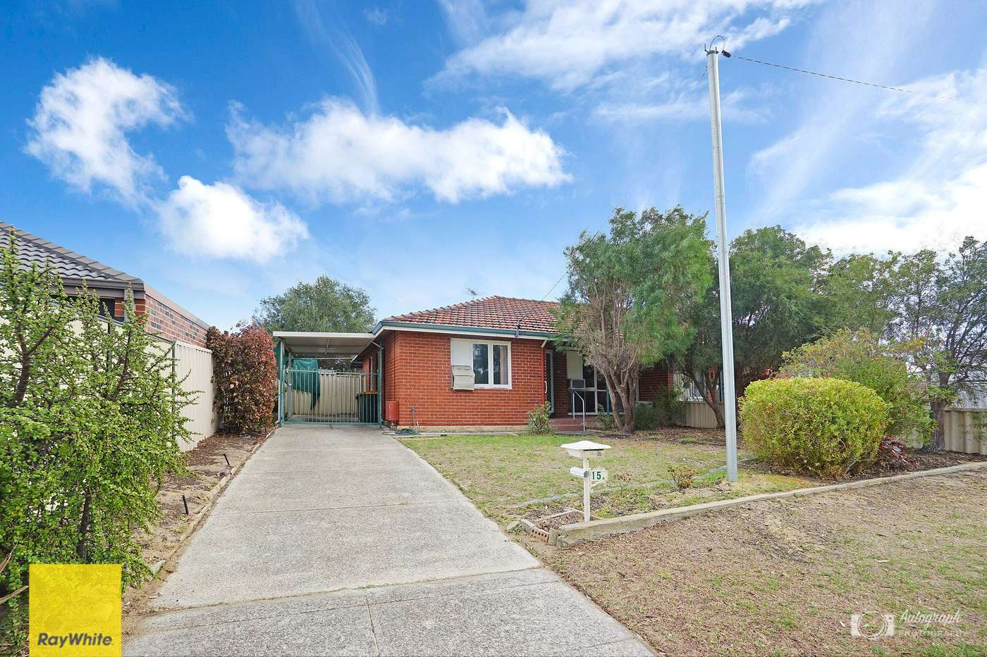 Main view of Homely house listing, 15A Bersted Street, Balga, WA 6061
