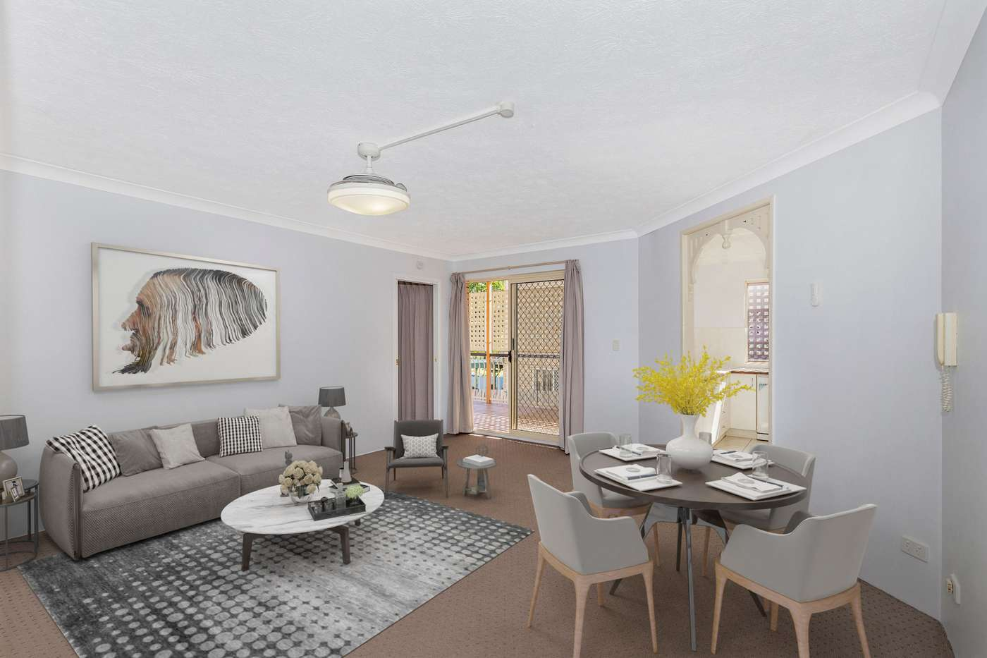 Main view of Homely unit listing, 1/14 Warren Street, St Lucia, QLD 4067