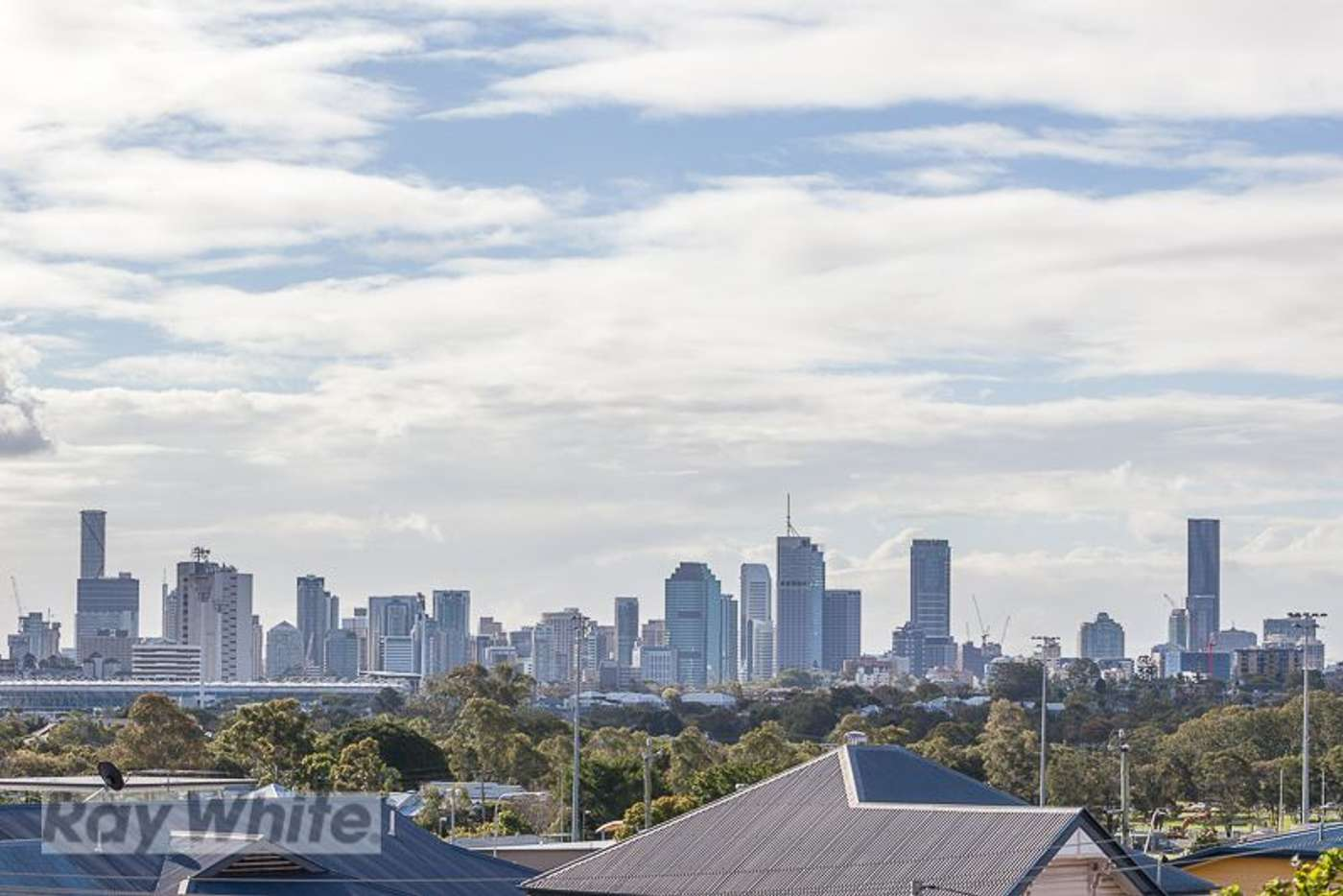 Main view of Homely unit listing, 1/16 Rialto Street, Coorparoo QLD 4151