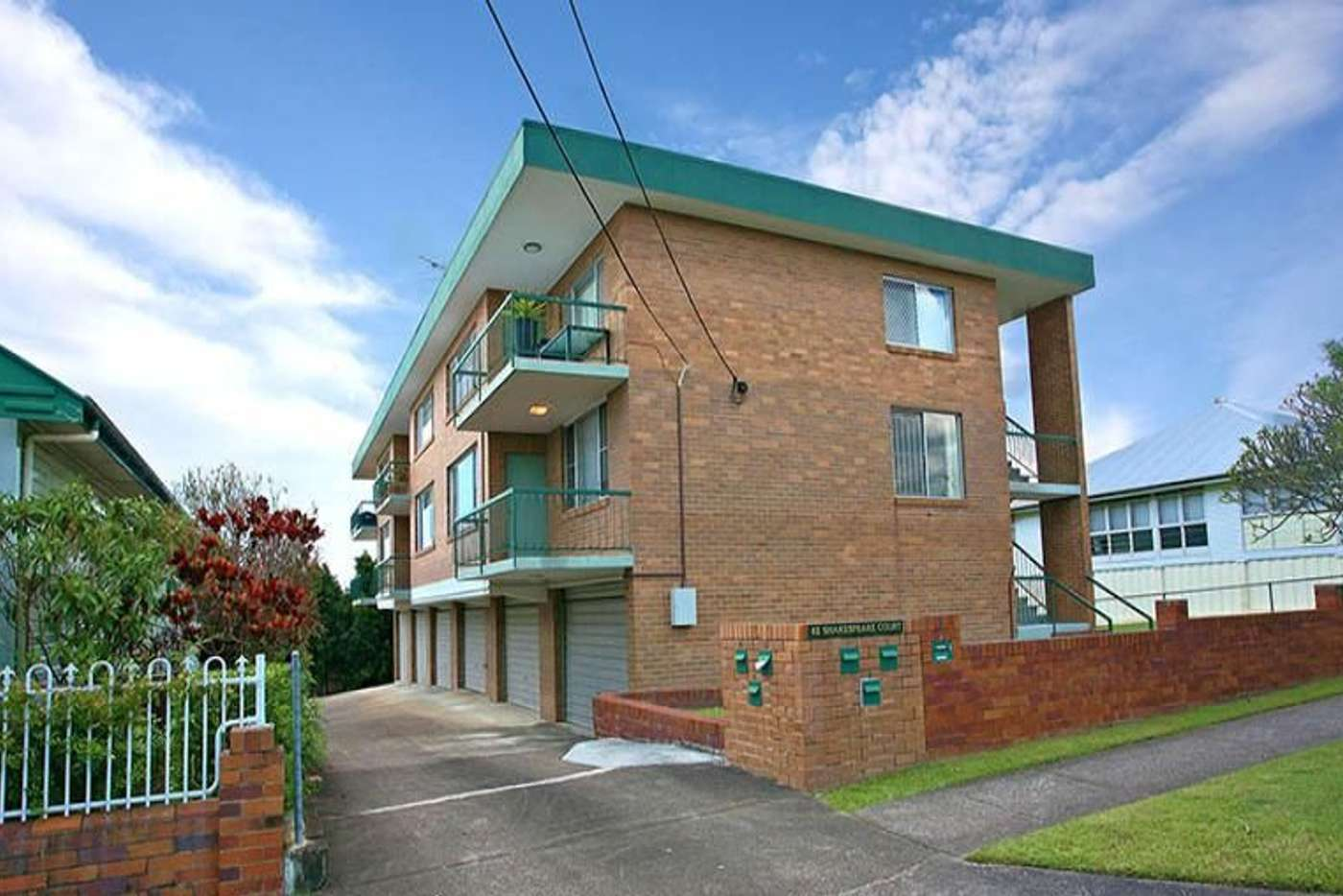 Main view of Homely unit listing, 3/42 Shakespeare Street, Coorparoo QLD 4151