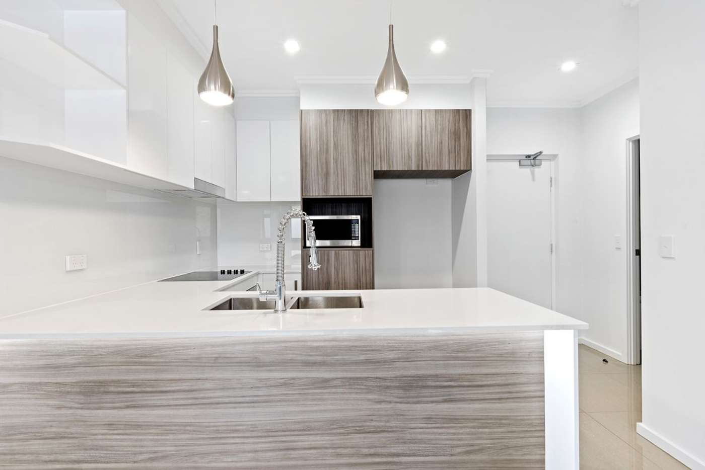 Main view of Homely apartment listing, 10/15 Durham, Coorparoo QLD 4151