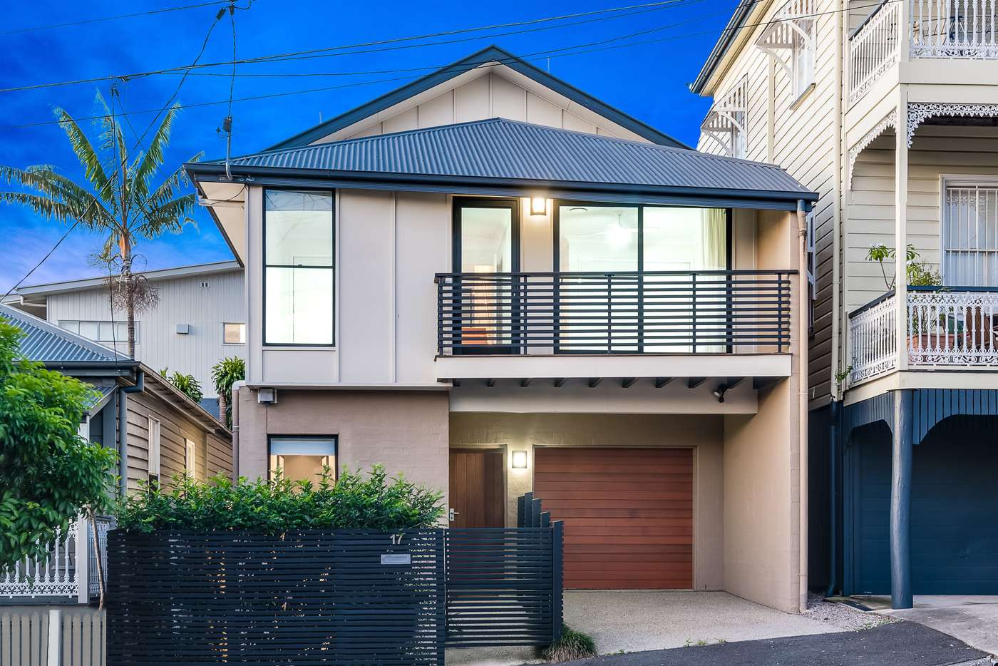 Main view of Homely house listing, 17 Cricket Street, Petrie Terrace QLD 4000