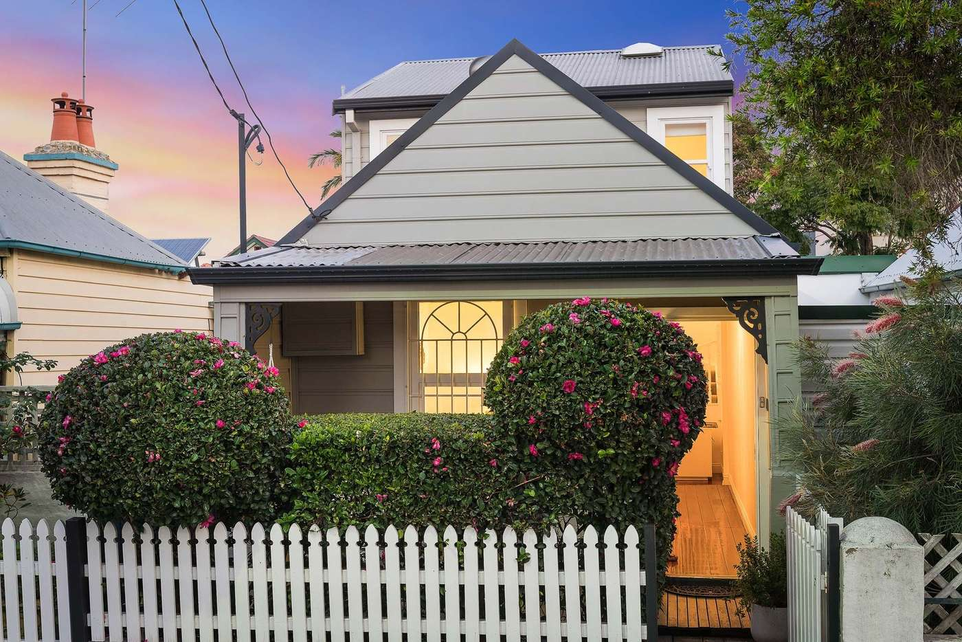 Main view of Homely house listing, 97 Westbourne Street, Petersham NSW 2049
