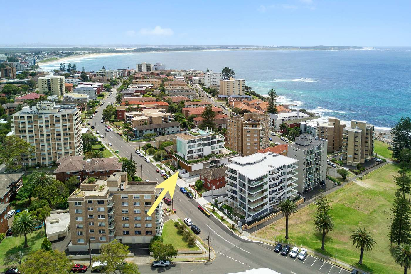 Main view of Homely apartment listing, 302/60 Ewos Parade, Cronulla, NSW 2230