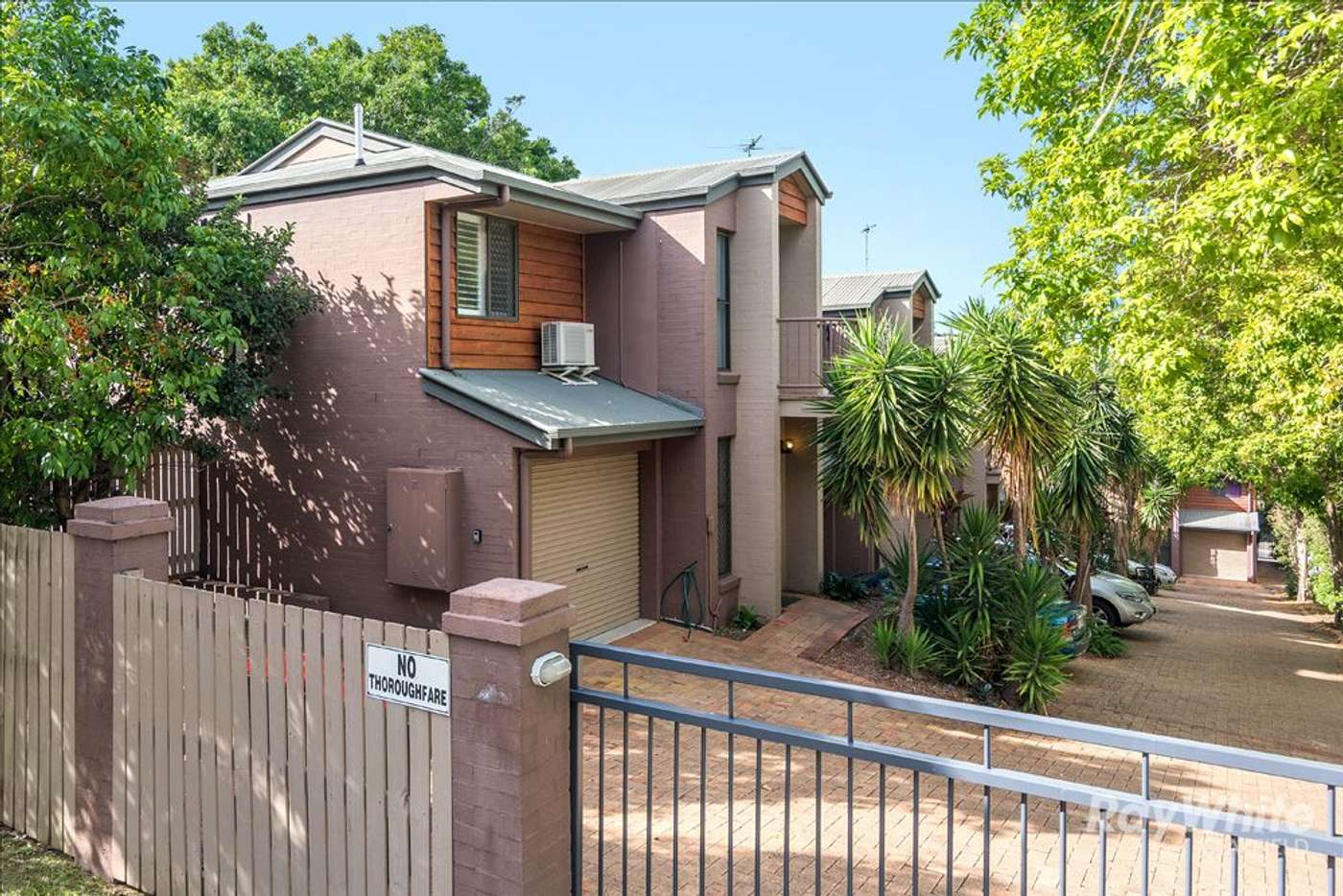 Main view of Homely townhouse listing, 8/21 Riverton Street, Clayfield QLD 4011