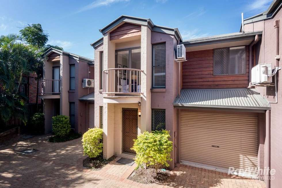 Second view of Homely townhouse listing, 8/21 Riverton Street, Clayfield QLD 4011