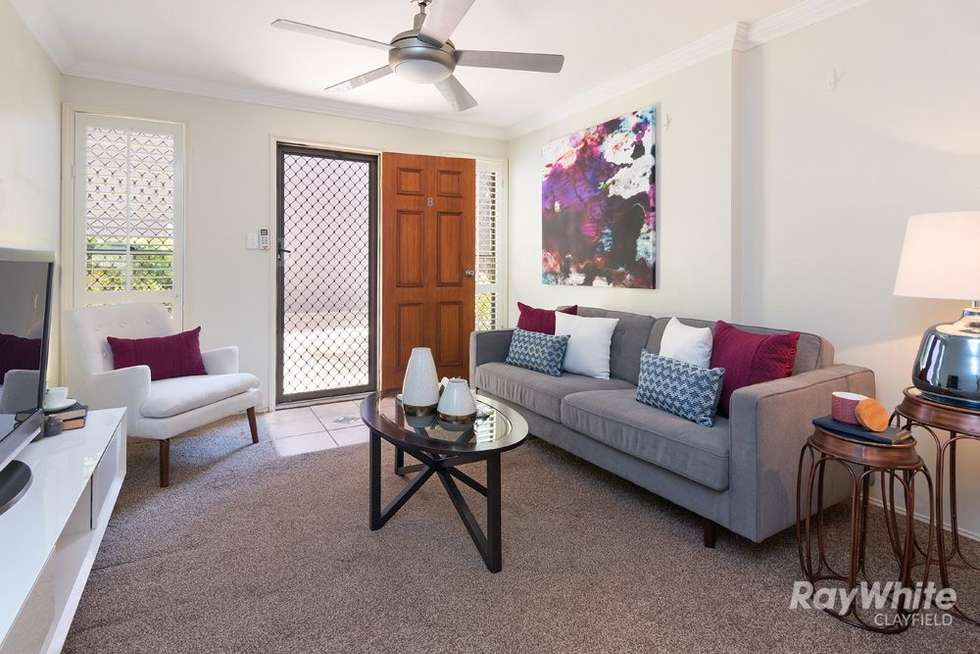Third view of Homely townhouse listing, 8/21 Riverton Street, Clayfield QLD 4011