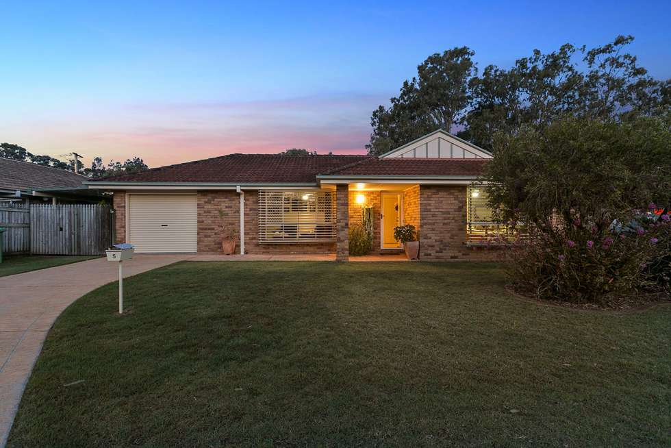 Second view of Homely house listing, 5 Belford Drive, Wellington Point QLD 4160