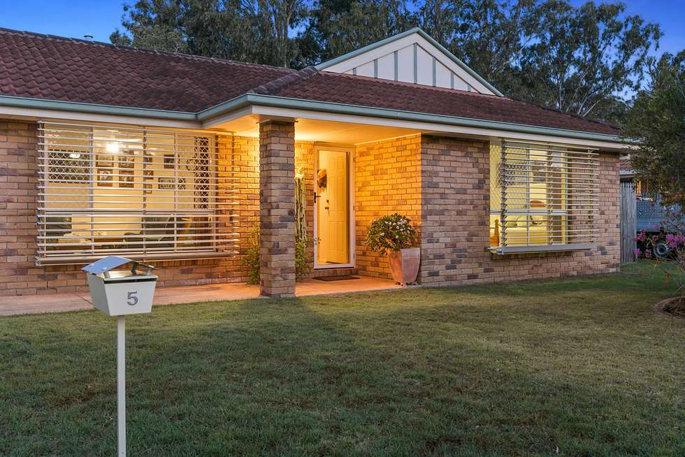 Third view of Homely house listing, 5 Belford Drive, Wellington Point QLD 4160
