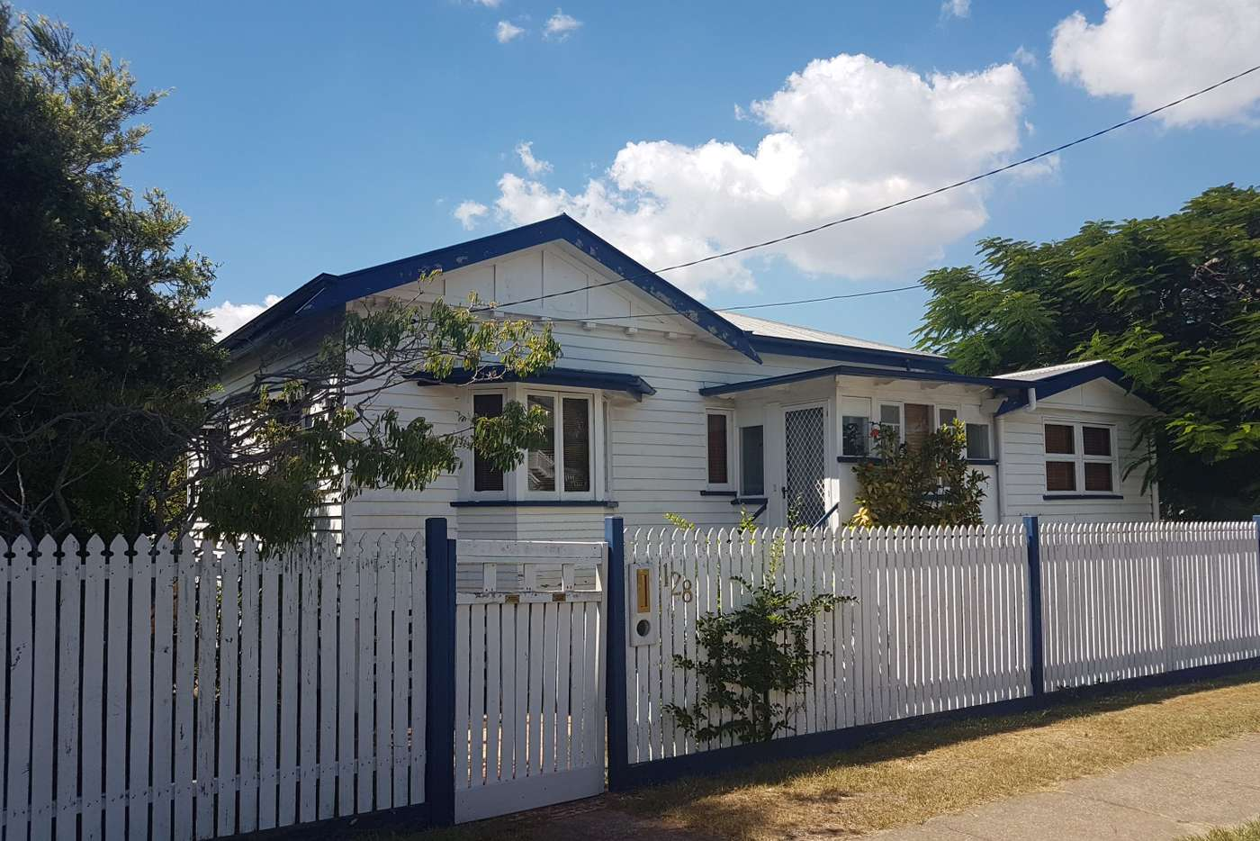 Main view of Homely house listing, 128 Dickson Street, Wooloowin QLD 4030