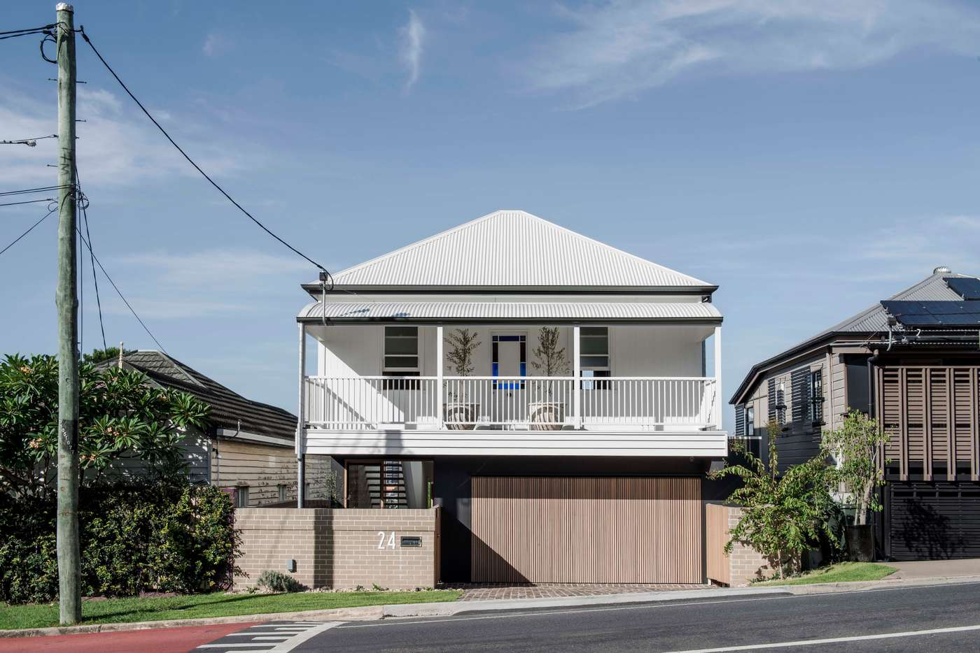 Main view of Homely house listing, 24 Upper Cairns Terrace, Paddington QLD 4064