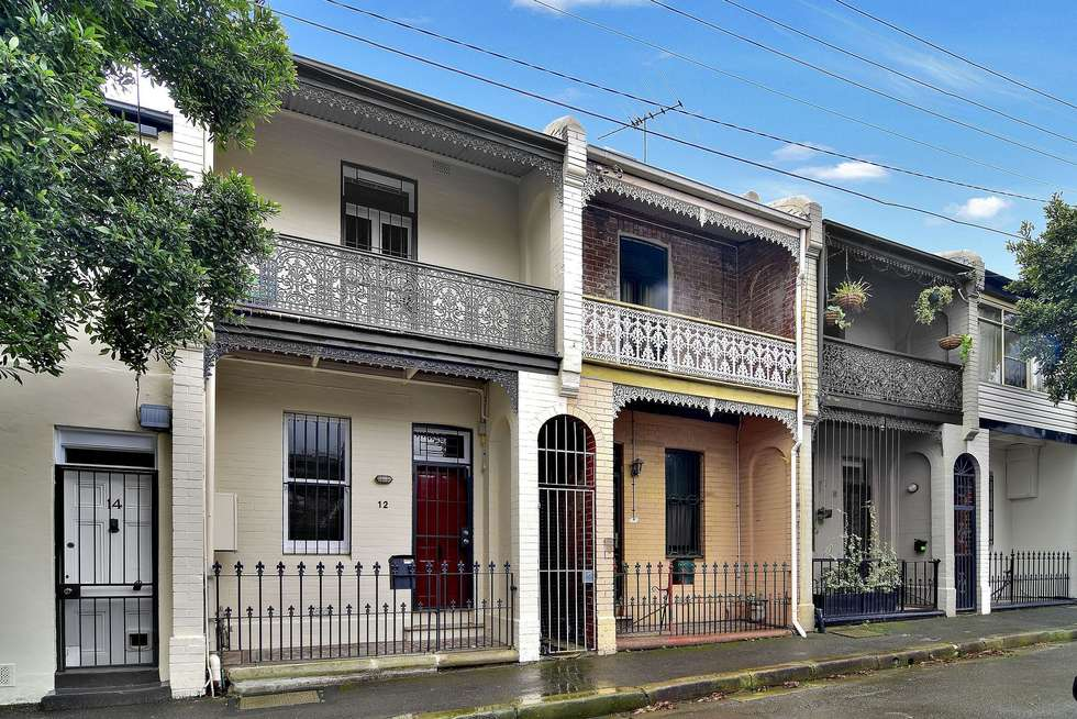 Fifth view of Homely terrace listing, 12 Albert Street, Redfern NSW 2016