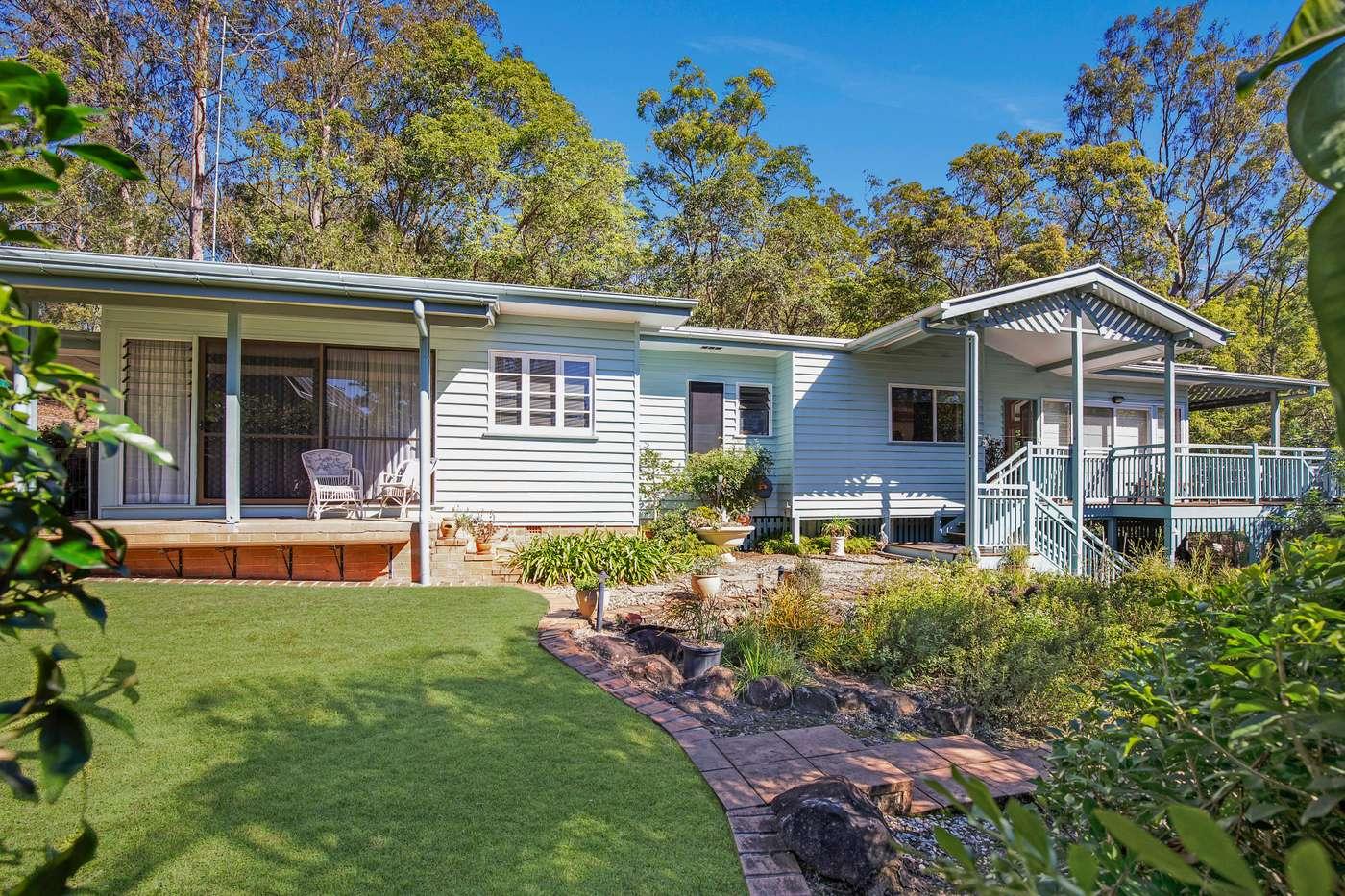 Main view of Homely house listing, 54 Gordon Road, Bardon, QLD 4065