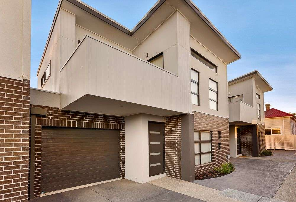 Main view of Homely townhouse listing, 2/110 Blyth Street, Brunswick, VIC 3056